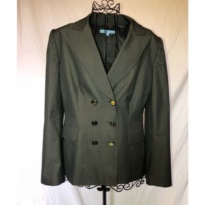 Antonio Melani sz 10 Blazer jacket grey